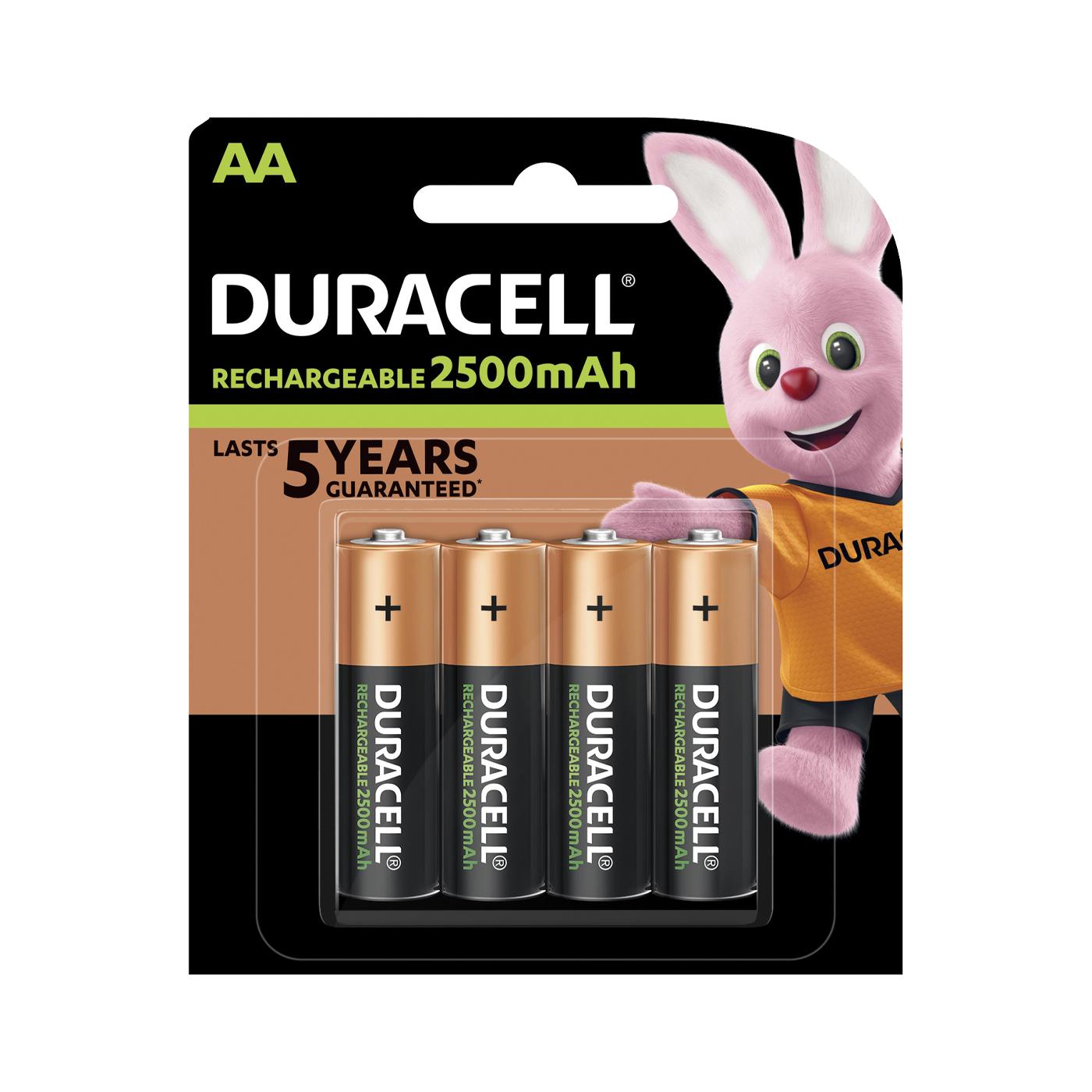 Duracell Akku AA (HR06) wiederaufladbar