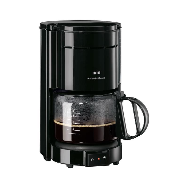 Braun KF47 Aromaster schwarz Kaffeemaschine