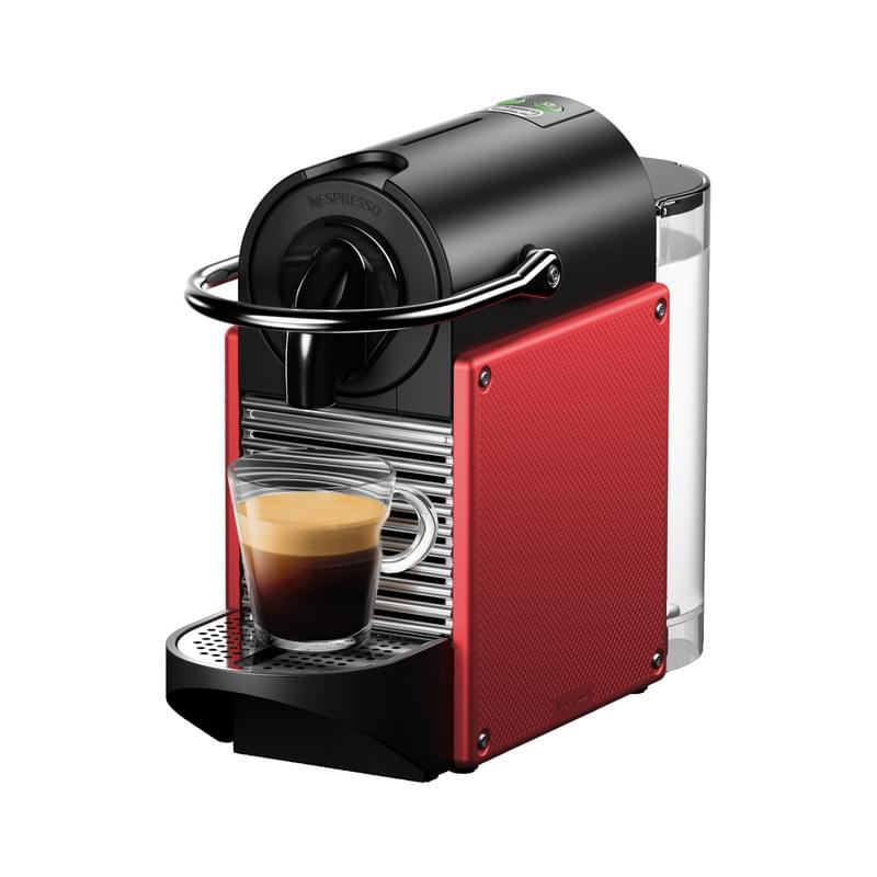 DeLonghi Nespresso EN124.R PIXIE electric carmin Kapselmaschine