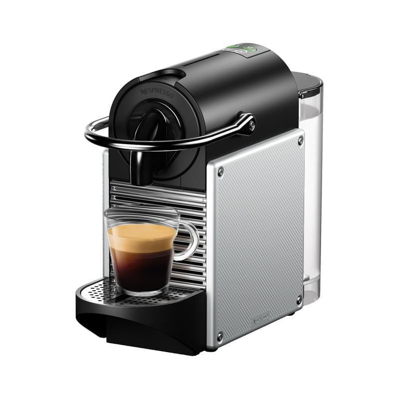 DeLonghi Nespresso EN124.S PIXIE electric alu Kapselmaschine