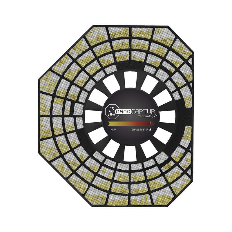Rowenta XD6082 Nanocaptur+ Filter für Rowenta Air Intense PU3040F